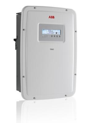 Inverter ABB 8.5kW 3 pha