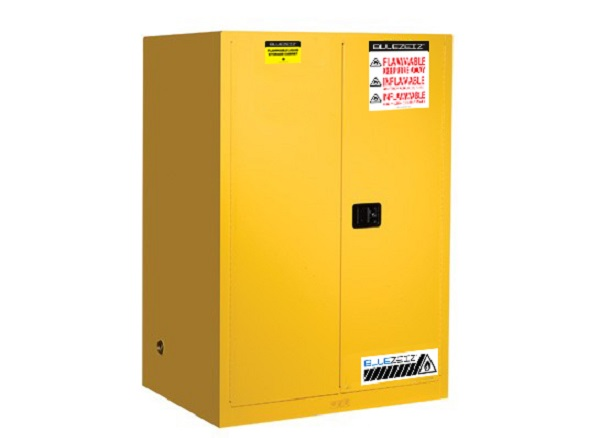 Tủ đựng hóa chất chống cháy 60 Gal (227 lít) Blue FC-60G
