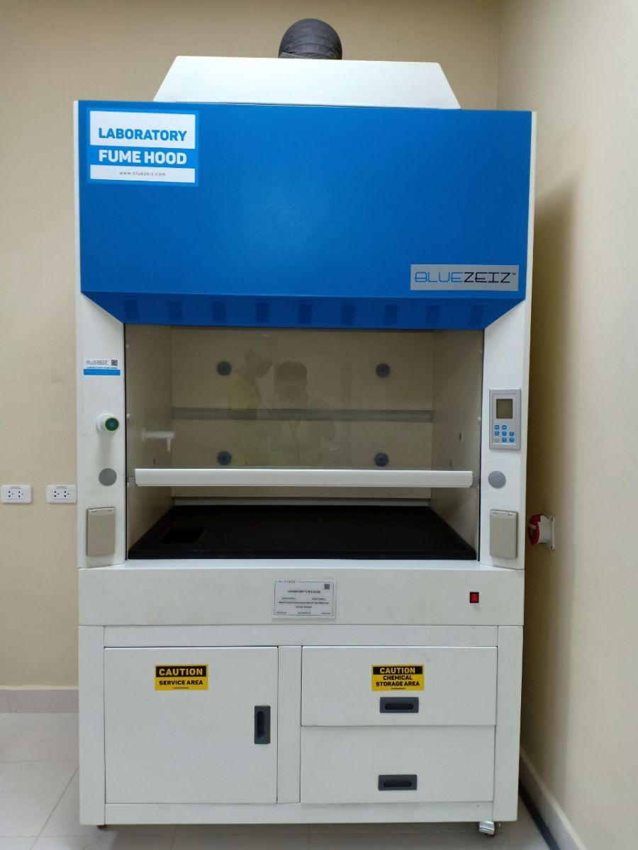 Tủ hút khí độc model BlueFH-1200SS