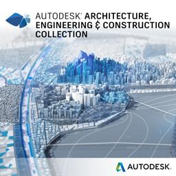 Phần mềm Autodesk AEC Collection