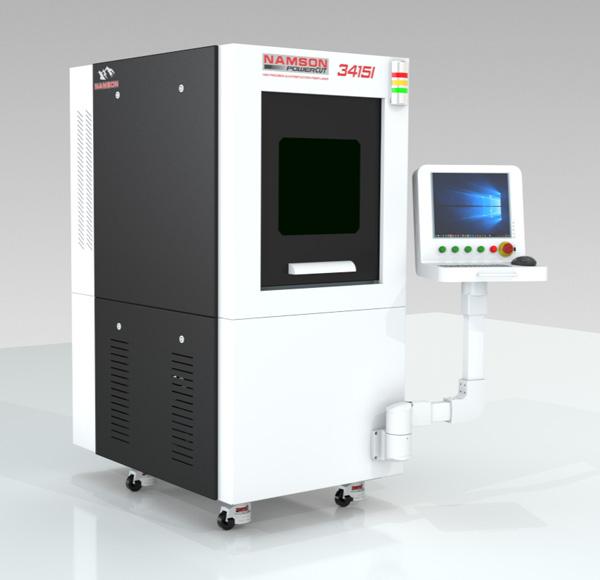 Máy cắt laser Fiber PowerCUT SF Series