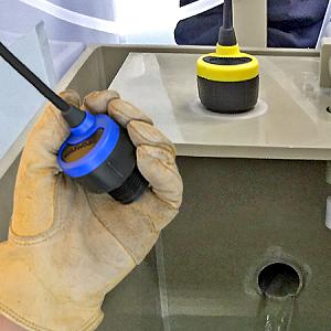 Cảm biến đo mức dạng siêu âm DL14- Chính hãng Flowline