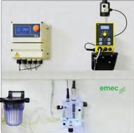 PA-LDPHCL- Thiết bị đo và kiểm soát 2 kênh pH và Chlorine trong xử lý nước