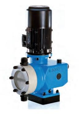 Bơm màng Sera hiệu R409.2, R410.2, R204.1, C204.1, C410.2, được sản xuất tại Đức