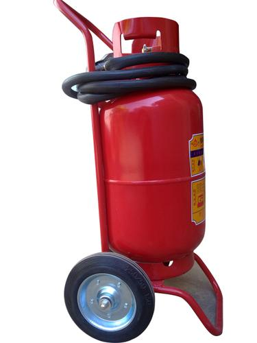 Bình chữa cháy xe đẩy bột BC 35kg