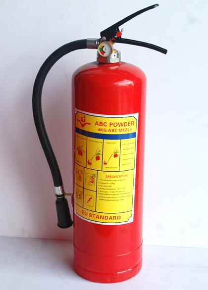 Bình chữa cháy bột ABC 4kg- MFZL4