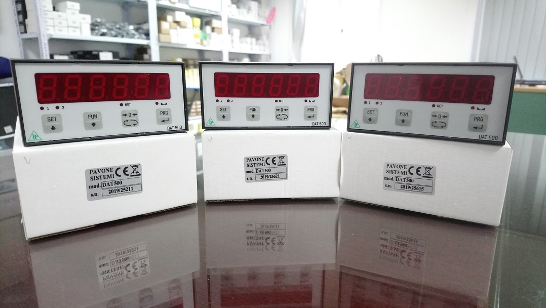 DAT 500 – Đồng hồ cân