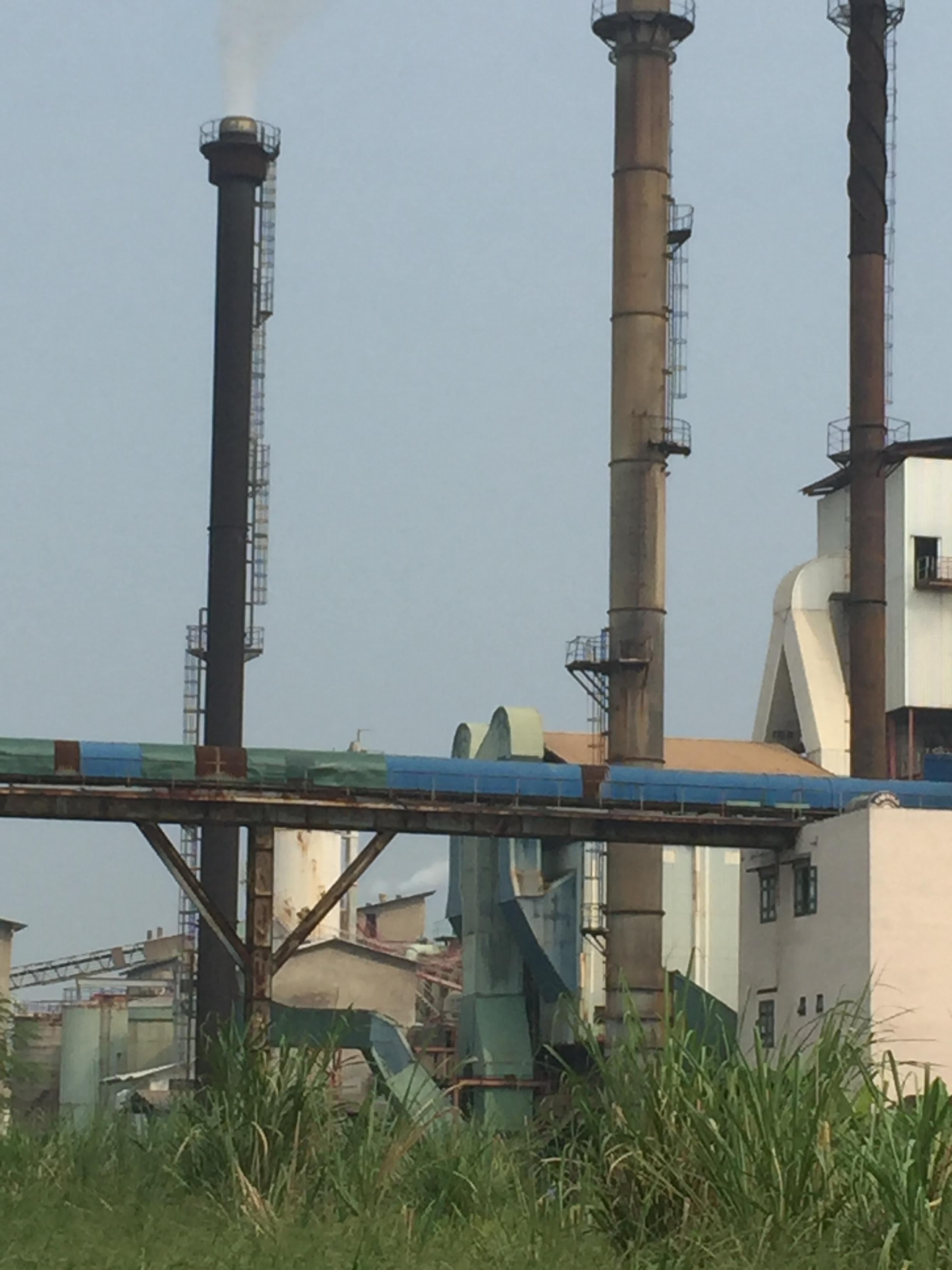 Trạm quan trắc khí thải ống khói