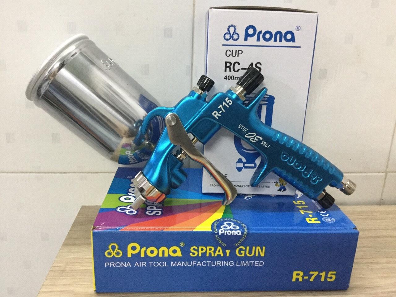 Súng phun sơn PRONA R715-G15
