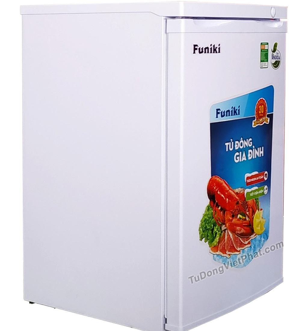 Tủ đông đứng Hòa Phát Funiki HCF 116S 100 lít 4 ngăn