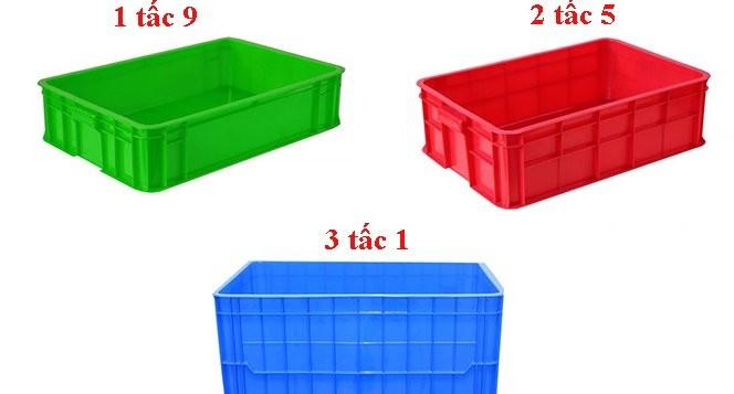 Khay nhựa công nghiệp giá rẻ