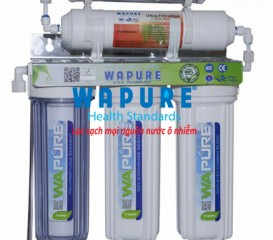 Máy lọc nước nano Wapure  WN517 – 5 cấp lọc cao cấp