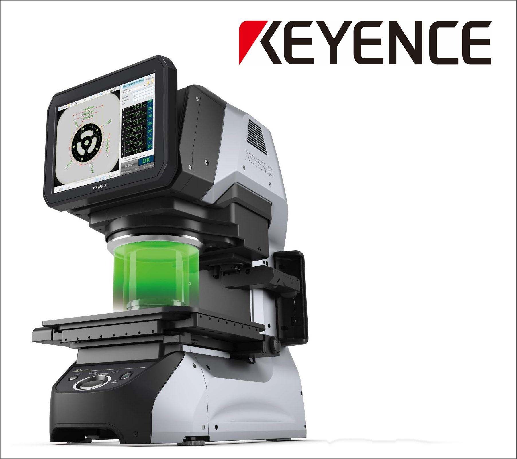 3D Vina – Đại lý bán hàng cho máy đo nhanh Keyence và kính hiển vi Keyence
