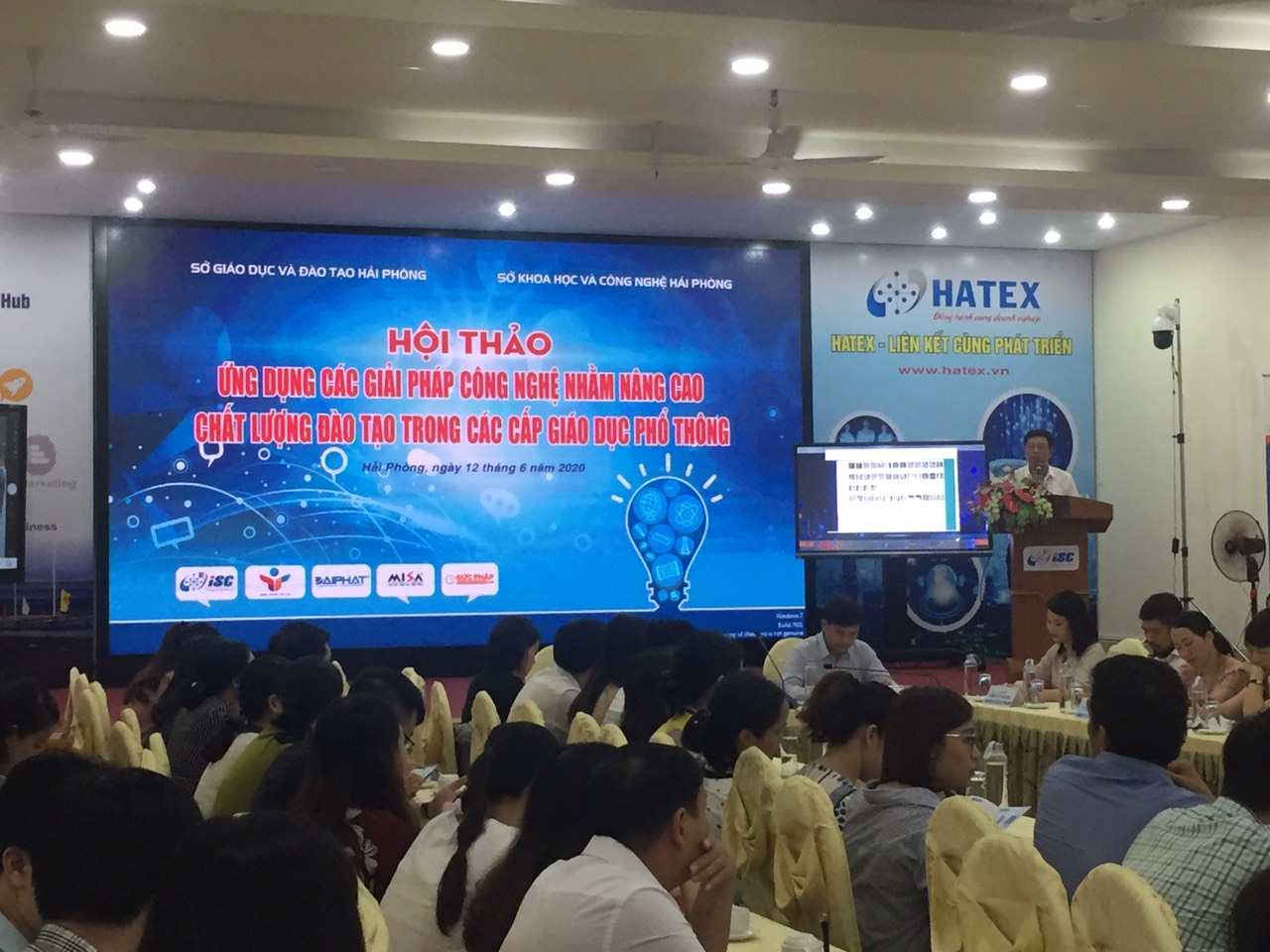 Hải Phòng: Hội thảo ứng dụng công nghệ nhằm nâng cao chất lượng đào tạo trong các cấp giáo dục phổ thông