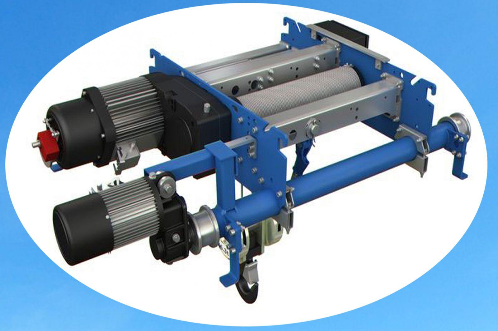 Pa lăng điện (tời điện) model GHB11