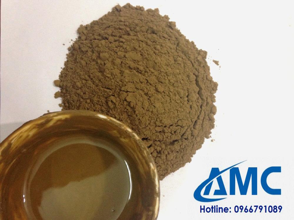 Bentonite chất kết dính tạo viên trong sản xuất thức ăn chăn nuôi, phân bón